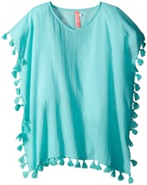 Seafolly Summer Essentials Kaftan (Little Kids/Big Kids)