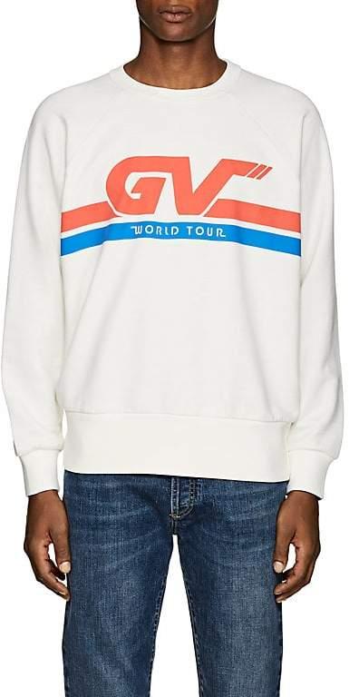 "Givenchy Men's ""World Tour"" Cotton Sweatshirt"