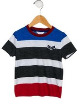 Little Marc Jacobs Boys' Striped Crew Neck Shirt