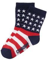 Gymboree Flag Socks