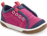 Stride Rite 'Taasi' Laceless Sneaker (Baby, Walker & Toddler)