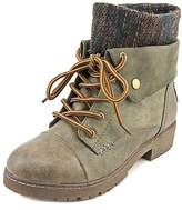 Coolway Bring It Women Round Toe Synthetic Ankle Boot.