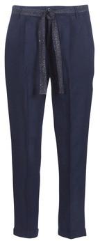 Benetton ROSA women's Trousers in Blue