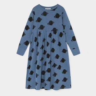 Bobo Choses All Over Big Saturn Jersey Dress - 4-5 Years
