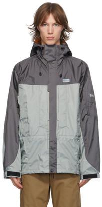 Junya Watanabe Grey Karrimor Edition Laminated Jacket