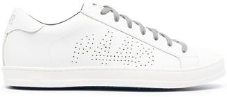 P448 John White/R low-top sneakers