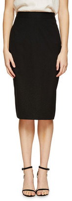 Oxford Peggy Wool Suit Skirt