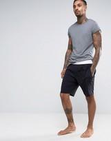 Asos Loungewear Lightweight Short With Contrast Waistband