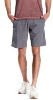 Burnside Marled Stretch Short