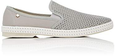 Rivieras Shoes Men's Classic 20 Degree Loafers - Gray