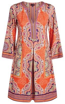 Hale Bob Bohemian Print Dress