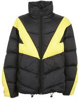 N°21 N 21 Color Block Padded Jacket