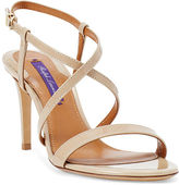 Ralph Lauren Arissa Patent Leather Sandal