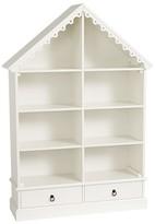 Pottery Barn Kids Dollhouse Bookcase