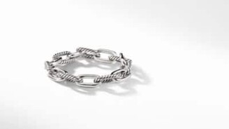 David Yurman Dy Madison Chain Medium Bracelet, 11Mm