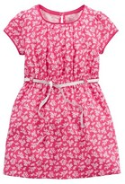 Just One YouMade by Carter's® Girls' Short-sleeve Floral Dress - Pink