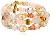 """Carolee Gracie Mansion"""" Gracie Mansion Stretch Bracelet"""