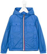 Moncler hooded rain jacket