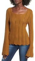 Tularosa Women's Robbie Tie Back Sweater