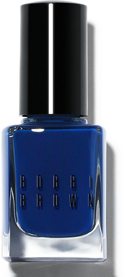 Bobbi Brown Limited Edition Nail Polish, Navy (Stylist Pick!)