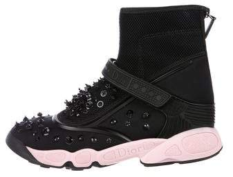 Christian Dior Techno Fusion Sneakers
