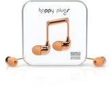 Happy Plugs Rose Gold Earbuds