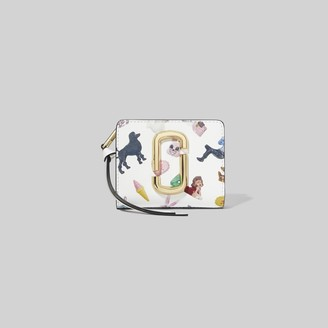 Marc Jacobs The Snapshot Sugar Mini Compact Wallet