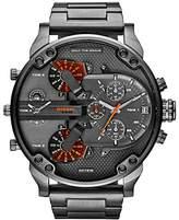 Diesel Men's DZ7315 Mr Daddy 2.0 Gunmetal Watch