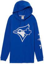 PINK Toronto Blue Jays Campus Hoodie Tee