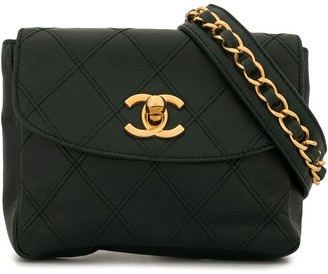 Chanel Pre Owned Cosmos Line CC belt bag