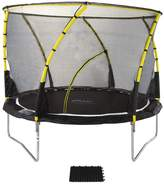 Plum 10ft Whirlwind Trampoline And 3G Enclosure