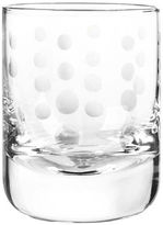 JCPenney QUALIA GLASS Qualia Galaxy Set of 4 Double Old-Fashioned Glasses