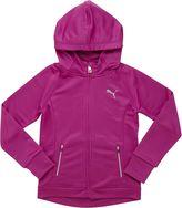 Puma Fleece Zip-Up Hoodie (S-XL)