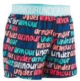 Under Armour Little Girl's Brushmark Logo Shorts