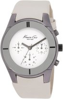 Kenneth Cole New York Kenneth Cole Women's Slim KC2598 Leather Analog Quartz Watch with Dial