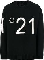 N°21 Wool Crew-neck Sweater