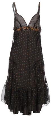 HUGO BOSS 3/4 length dress
