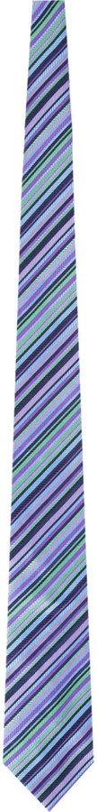 Duchamp Striped Neck Tie