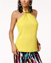 INC International Concepts Trina Turk x I.n.c. Halter Top with Hardware, Created for Macy's