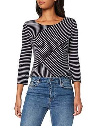 Gerry Weber Casual Women's 97507-003 Long Sleeve Top,18 (Size: )