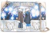 Love Moschino 'flashes' print shoulder bag