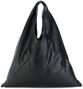 MM6 MAISON MARGIELA oversized tote - women - Polyester/Polyurethane/Viscose - One Size