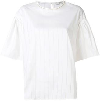 Peserico striped blouse