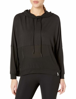 Body Glove Active Women's Juno Loose FIT Activewear Long Sleeve Hoodie
