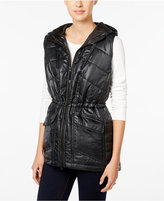 Style&Co. Style & Co. Hooded Quilted Vest, Only at Macy's