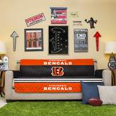 Kohl's Cincinnati Bengals Quilted Sofa Cover
