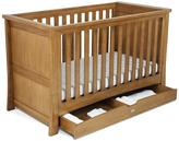 Silver Cross Canterbury Cot Bed