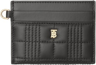 Burberry Sandon Quilted Leather Card Case
