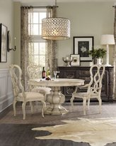 Hooker Furniture Brooks Dining Armchairs, Set of 2