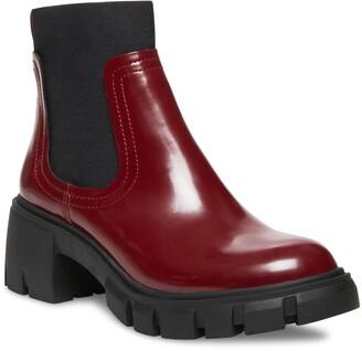 STEVEN NEW YORK Hallsey Platform Chelsea Boot